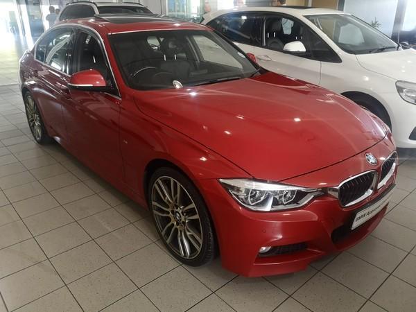 2016 BMW 3 Series 320i M Sport Auto Western Cape Claremont_0