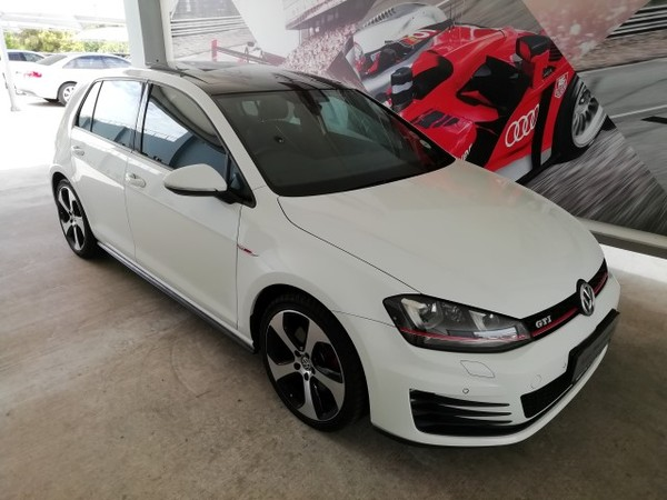 2016 Volkswagen Golf VII GTi 2.0 TSI DSG Gauteng Bryanston_0