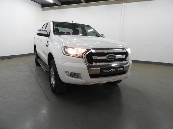 2017 Ford Ranger 3.2TDCi XLT Double Cab Bakkie Gauteng Johannesburg_0