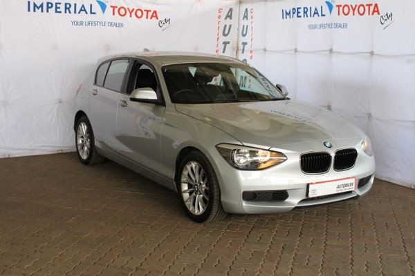2015 BMW 1 Series 118i 5dr At f20  Gauteng Johannesburg_0