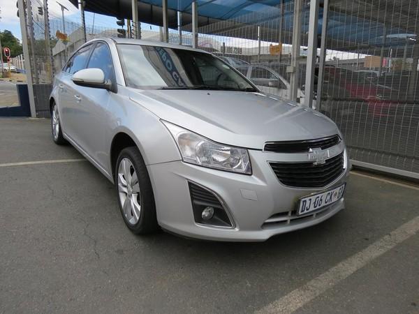 2014 Chevrolet Cruze 1.4T LS Gauteng Johannesburg_0