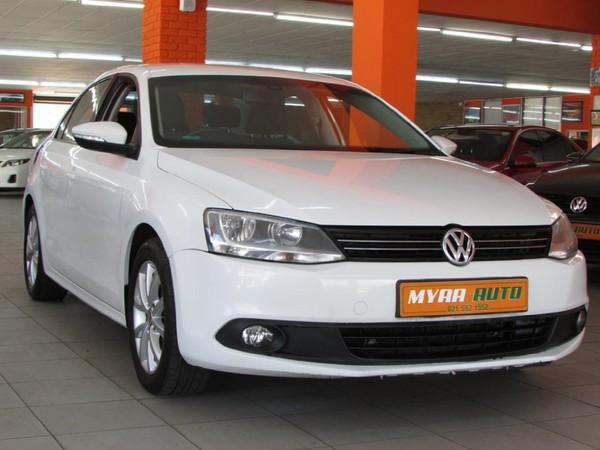 2014 Volkswagen Jetta Vi 1.4 Tsi Comfortline  Western Cape Cape Town_0