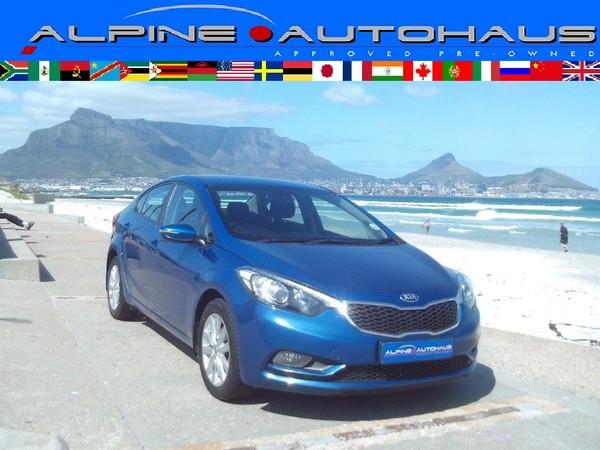 2016 Kia Cerato 1.6 EX Western Cape_0