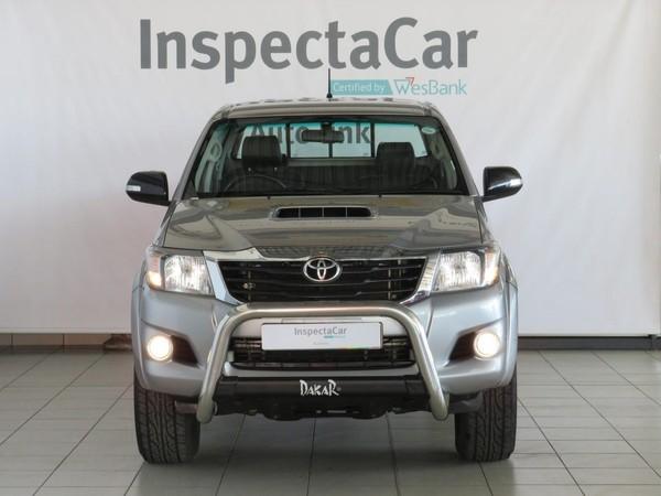 2015 Toyota Hilux 3.0 D-4D LEGEND 45 RB Double Cab Bakkie Mpumalanga Ermelo_0