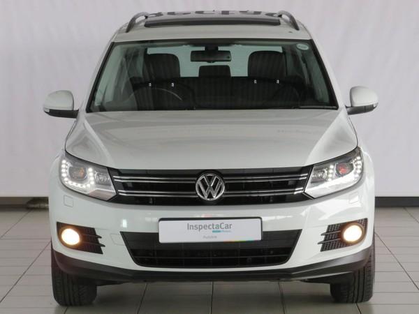 2014 Volkswagen Tiguan 1.4 TSI BMOT TREN-FUN DSG 118KW Mpumalanga Ermelo_0