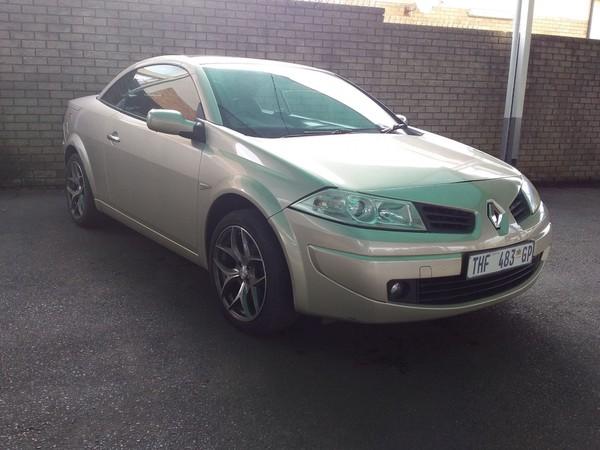 2008 Renault Megane Ii 2.0 Privilege Cab  Gauteng Pretoria_0