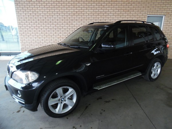2009 BMW X5 Xdrive30d Exclusive At e70  Gauteng Johannesburg_0