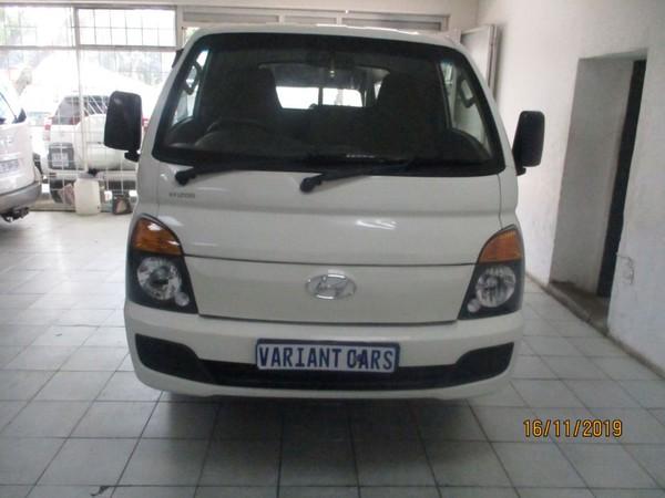 2016 Hyundai H100 Bakkie 2.6 D TIP CC Gauteng Johannesburg_0