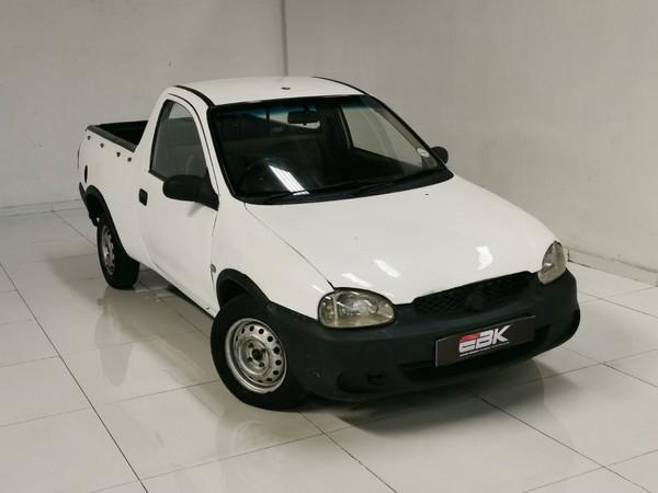 2002 Opel Corsa Utility 1.7d Pu Sc  Gauteng Johannesburg_0