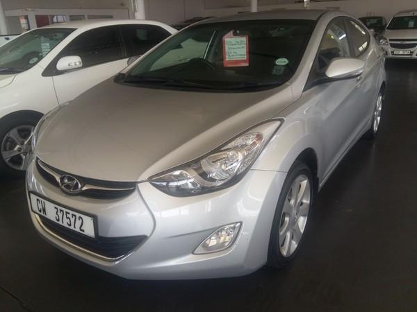 2014 Hyundai Elantra 1.8 Gls At  Western Cape Worcester_0