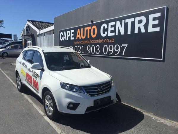 2020 JMC Landwind 2.0T LUX Auto Western Cape Kuils River_0