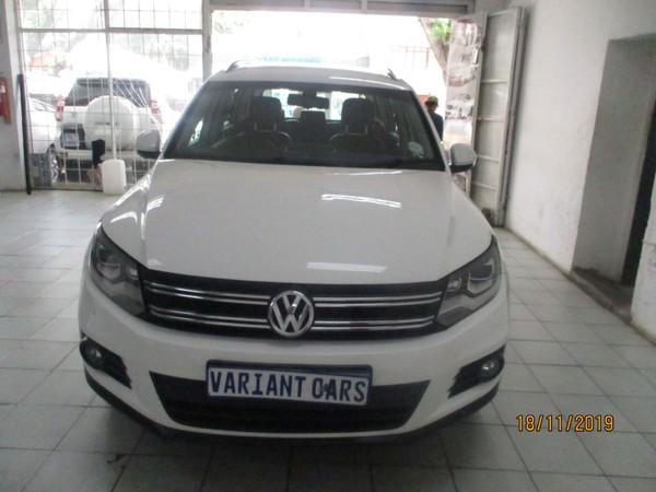 2013 Volkswagen Tiguan 2.0 Tdi Bmot Trend-fun  Gauteng Johannesburg_0