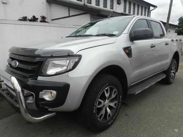 2015 Ford Ranger 2.2tdci Xl Pu Dc  Kwazulu Natal Pinetown_0