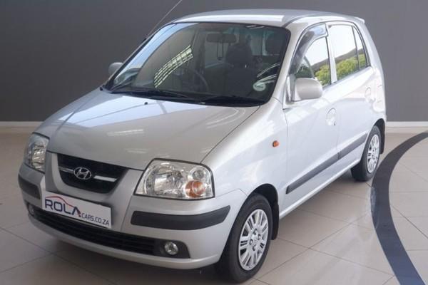 2010 Hyundai Atos 1.1 Gls  Western Cape Somerset West_0