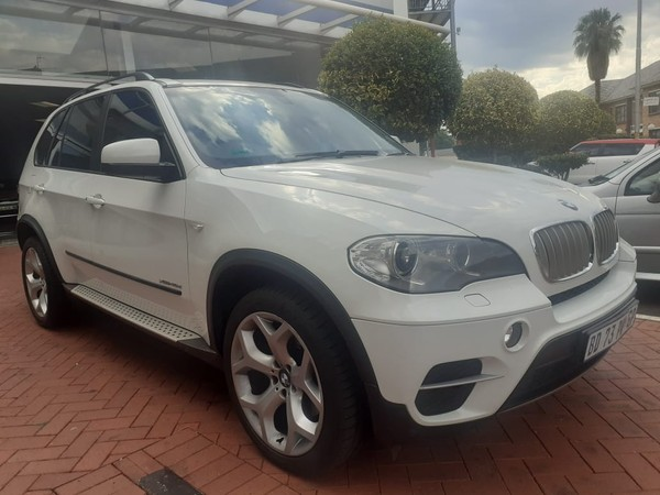 2011 BMW X5 X drive 40d Dynamic At  Gauteng Alberton_0