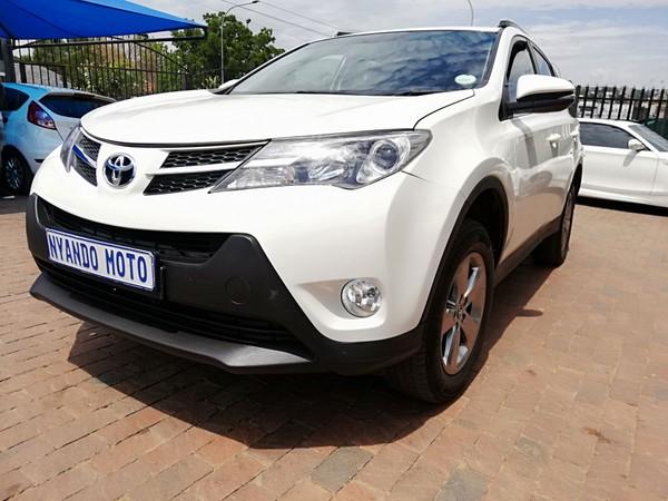2015 Toyota Rav 4 2.0 GX Gauteng Bramley_0