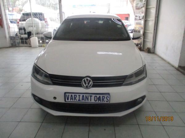 2013 Volkswagen Jetta 1.4 Tsi Trendline  Gauteng Johannesburg_0