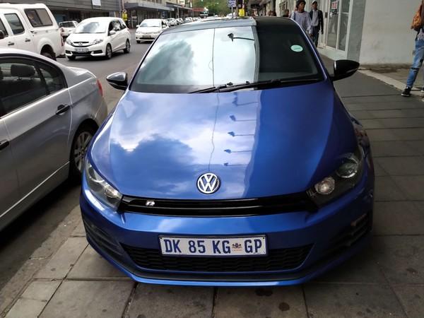 2013 Volkswagen Scirocco 2.0 Tsi R Dsg 188kw  Gauteng Pretoria_0