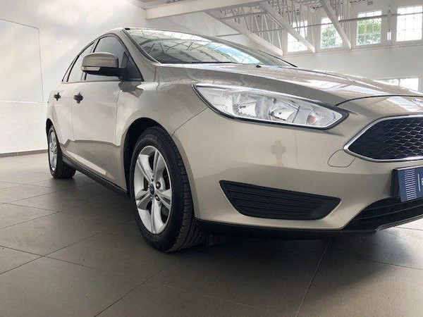 2015 Ford Focus 1.0 Ecoboost Ambiente Western Cape Robertson_0