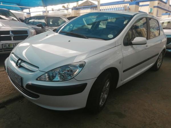 2005 Peugeot 307 1.6 Xt  Gauteng Rosettenville_0