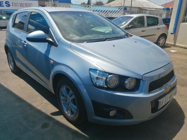 2011 Chevrolet Sonic 1.6 Ls  Gauteng Rosettenville_0