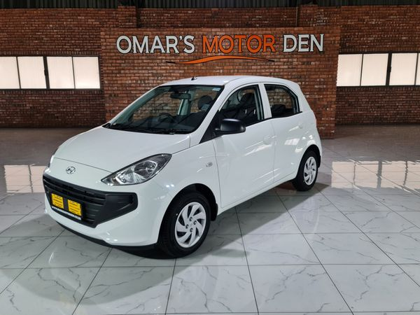 2020 Hyundai Atos 1.1 Motion Mpumalanga Witbank_0
