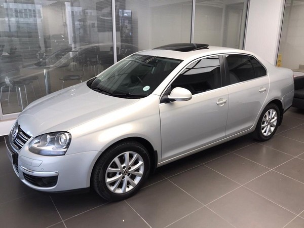 2010 Volkswagen Jetta 1.4 Tsi Comfortline Dsg  Gauteng Johannesburg_0