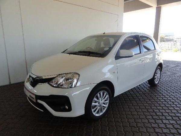 2019 Toyota Etios 1.5 Xs 5dr  Gauteng Brakpan_0