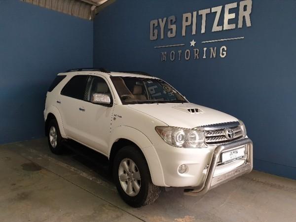 2009 Toyota Fortuner 3.0d-4d Rb  Gauteng Pretoria_0