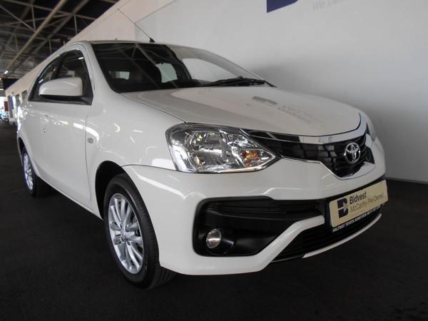 2019 Toyota Etios 1.5 Xs  Gauteng Pretoria_0