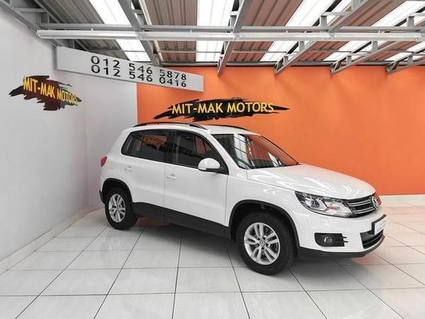 2014 Volkswagen Tiguan 2.0 Tdi Bmot Trend-fun  Gauteng Pretoria_0