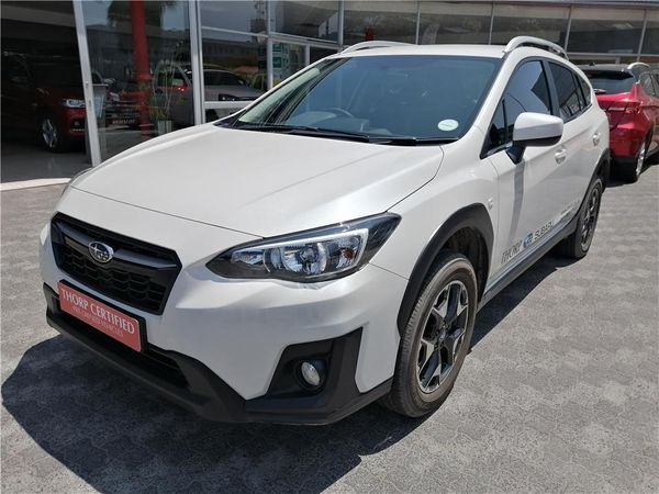 2019 Subaru XV 2.0i CVT Western Cape Cape Town_0