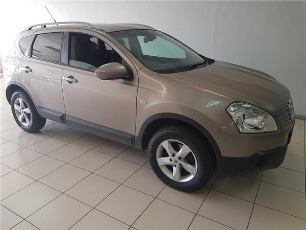 2010 Nissan Qashqai 2.0 N-tec Limited  Western Cape Vredenburg_0