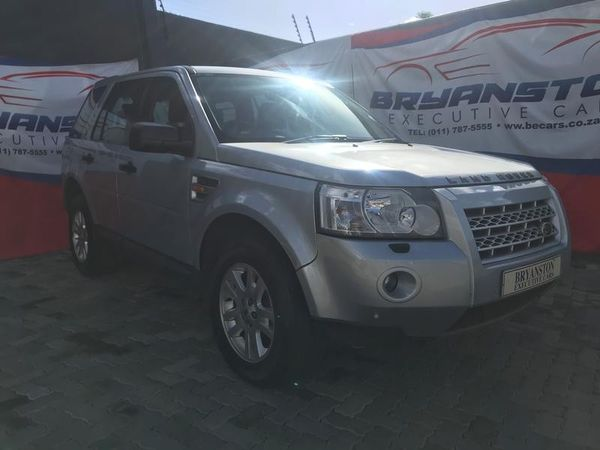 2008 Land Rover Freelander Ii 2.2 Td4 Se  Gauteng Bryanston_0
