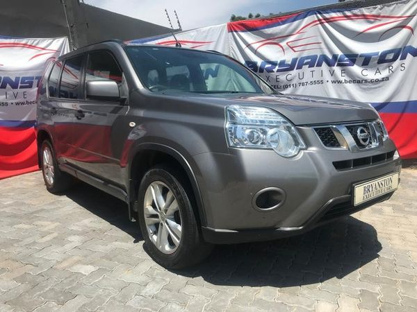 2013 Nissan X-Trail 2.0 4x2 Xe r79r85  Gauteng Bryanston_0