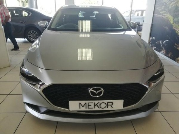 2019 Mazda 3 1.5 Dynamic Western Cape Tygervalley_0