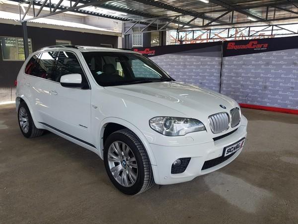 2013 BMW X5 Xdrive40d M-sport At  Gauteng Pretoria_0