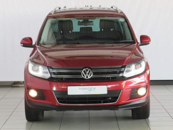 2012 Volkswagen Tiguan 2.0 Tsi  Sprt-styl 4mot Dsg  Mpumalanga Ermelo_0