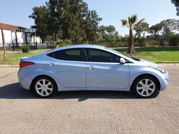 2012 Hyundai Elantra 1.8 Gls At  Gauteng Vanderbijlpark_0