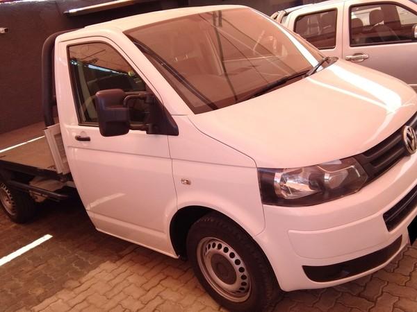 2014 Volkswagen Transporter T5 2.0 Tdi 75kw Lwb Pu Sc  Gauteng Springs_0