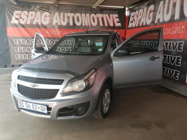 2012 Chevrolet Corsa Utility 1.4 Sc Pu  Gauteng Pretoria_0