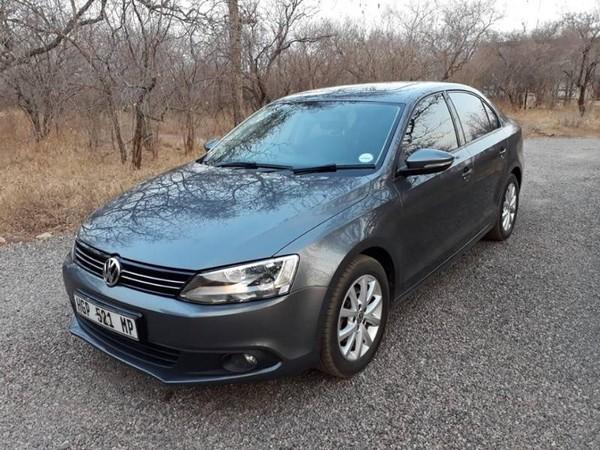 2014 Volkswagen Jetta Vi 1.4 Tsi Comfortline  Limpopo Hoedspruit_0