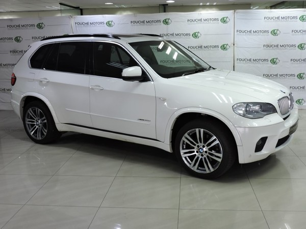 2013 BMW X5 xDRIVE40d M-Sport Auto Gauteng Vereeniging_0