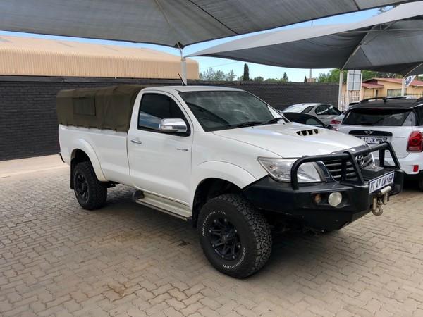 2013 Toyota Hilux 3.0 D-4d Raider 4x4 Pu Sc  Gauteng Pretoria_0
