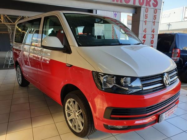 2016 Volkswagen Kombi BLACK FRIDAY 2.0 TDi DSG LWB 103kw Comfortline Free State Bloemfontein_0