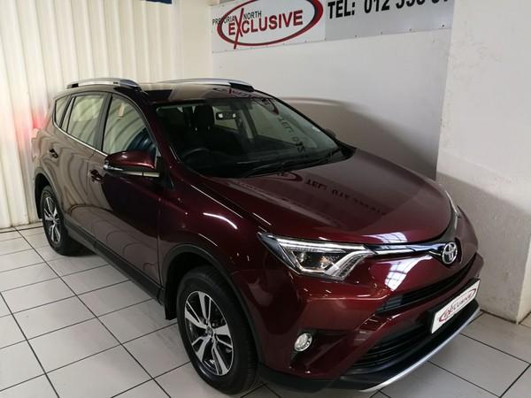 2016 Toyota Rav 4 2.0 GX Auto Gauteng Pretoria_0