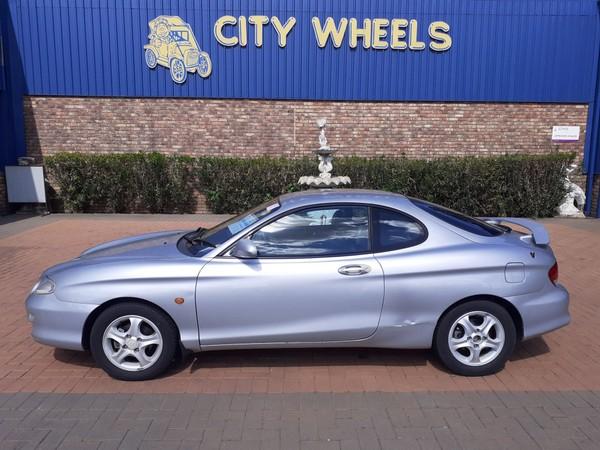 2001 Hyundai Tiburon Flift  Gauteng Pretoria_0