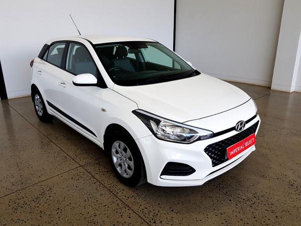 2018 Hyundai i20 1.4 Motion Auto Gauteng Vereeniging_0