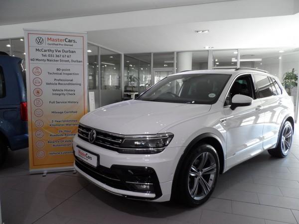 2018 Volkswagen Tiguan 1.4 TSI Comfortline DSG 110KW Kwazulu Natal Durban_0