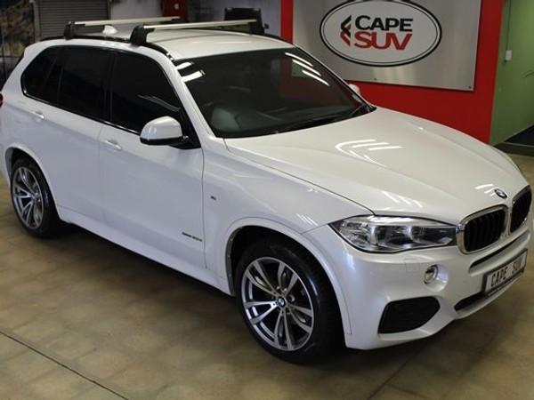 2015 BMW X5 xDRIVE30d M-Sport Auto Western Cape Brackenfell_0